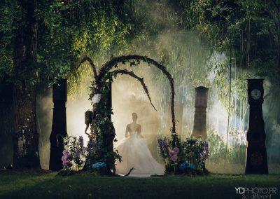 mariage enchantée