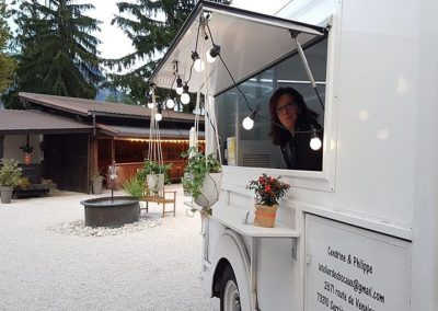 food trucks les marches
