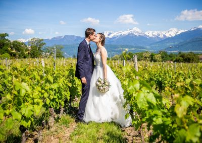 mariage vignoble savoie