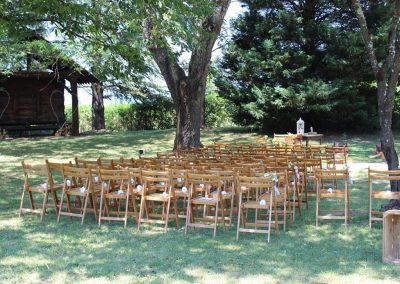 ceremonie laique parc savoie
