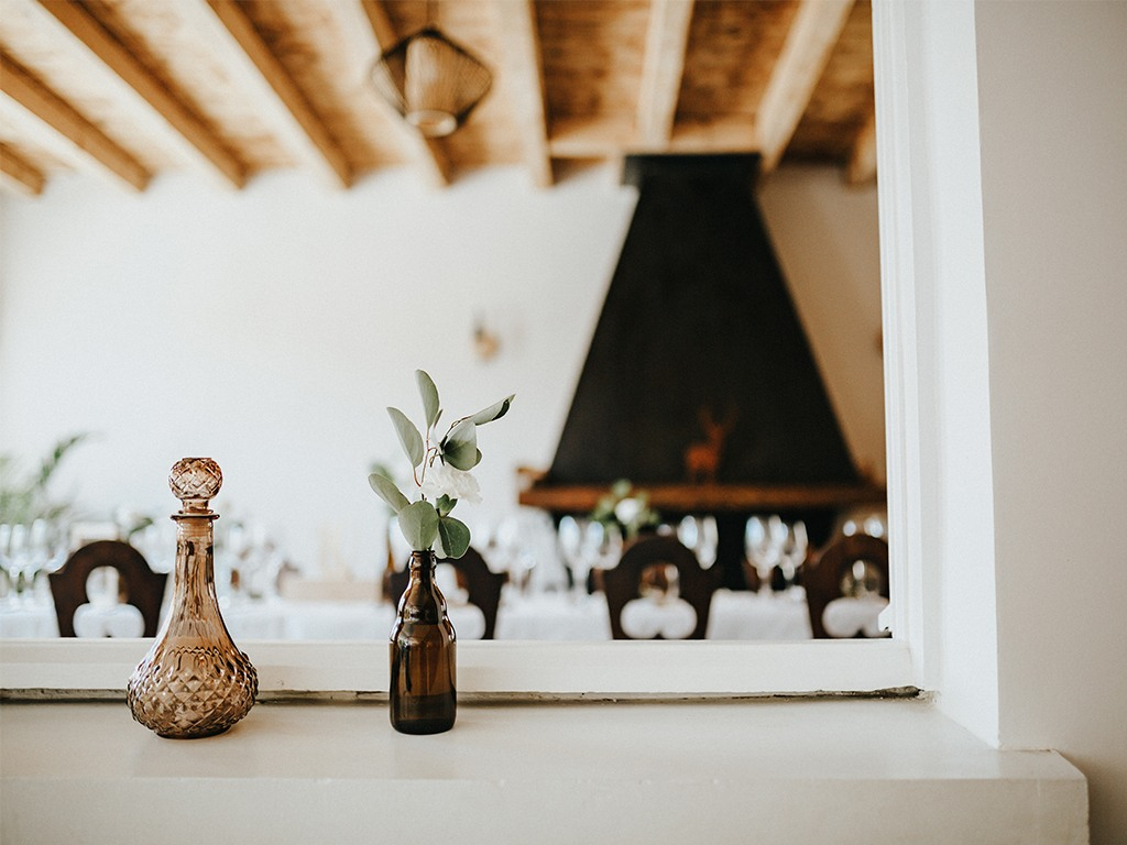 salle décorée savoie