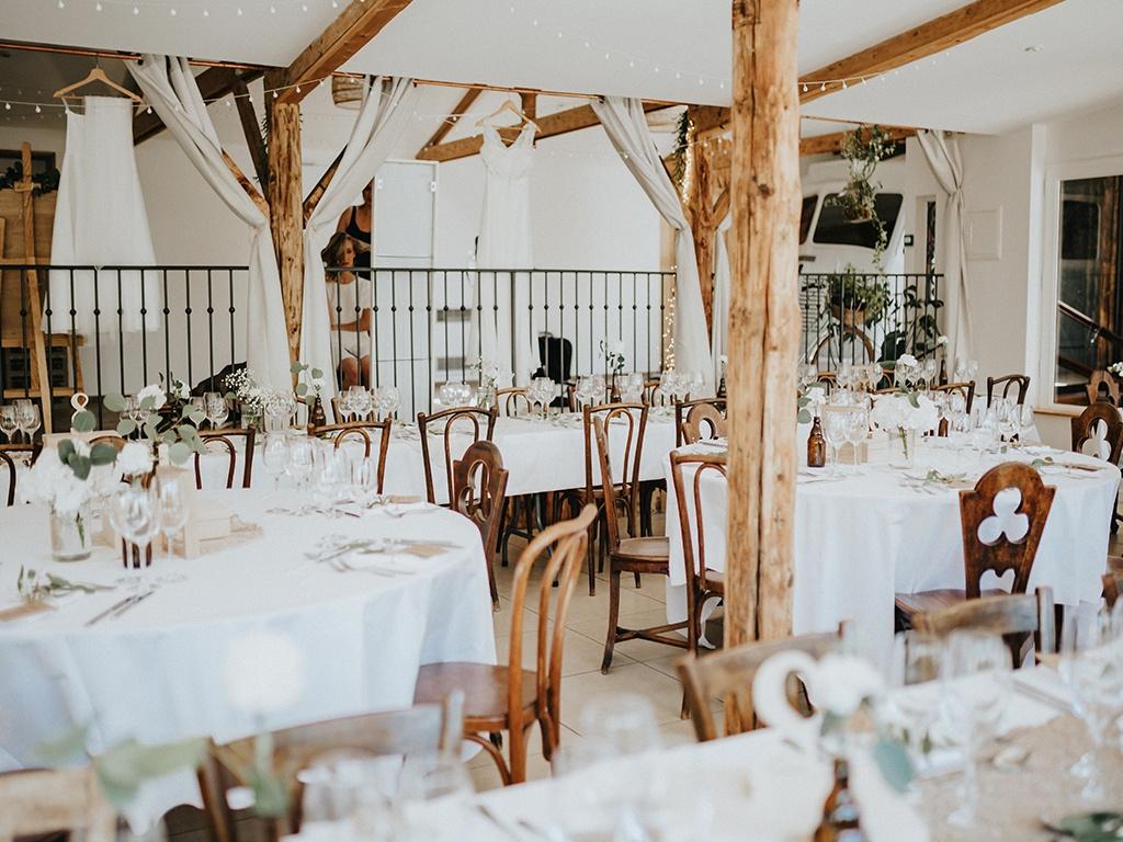 belle salle mariage