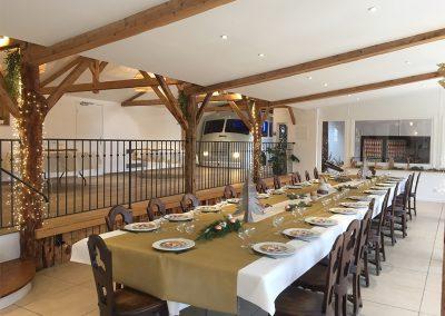 salle banquet savoie